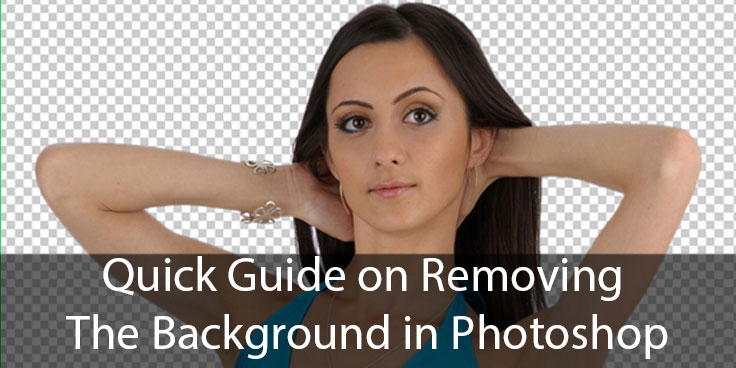 Removing the Background in Photoshop