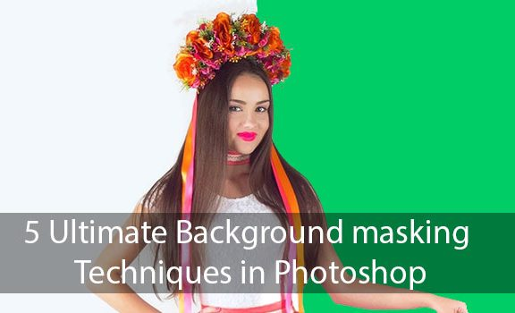 Background masking techniques