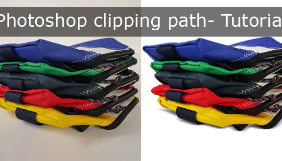 Photoshop clipping path-Tutorial